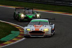 #98 Aston Martin Racing Aston Martin Vantage V8: Paul Dalla Lana, Pedro Lamy, Mathias Lauda