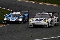 #47 KCMG Oreca 05-Nissan: Matthew Howson, Richard Bradley, Nicolas Lapierre