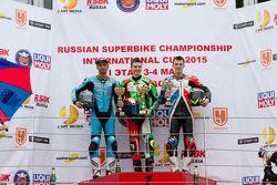 I этап RSBK, Moscow Raceway