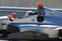 Индикатор на машине IndyCar