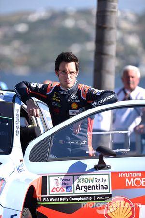Тьерри Невилль, Hyundai i20 WRC