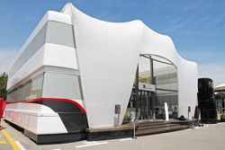 Моторхоум Sauber F1 Team