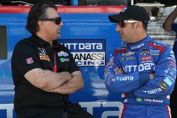 Michael Andretti e Tony Kanaan, Chip Ganassi Racing Chevrolet