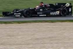 Fransasco Dracone, Dale Coyne Racing Honda