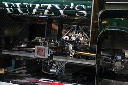 Luca Filippi, CFH Racing Chevrolet dettaglio