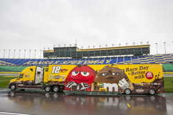 Le camion de Erik Jones, Joe Gibbs Racing Toyota