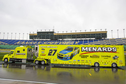 Paul Menard, Richard Childress Racing,雪佛兰赛车的车轴