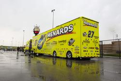 Transporte de Paul Menard, Richard Childress Racing Chevrolet