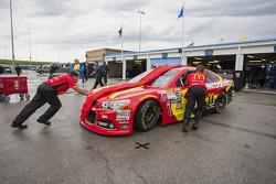 Das Auto von Jamie McMurray, Ganassi Racing, Chevrolet