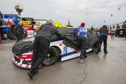 La voiture de Trevor Bayne, Roush Fenway Racing Ford