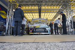 La voiture de David Ragan, Michael Waltrip Racing Toyota