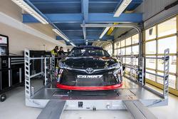 La voiture de Denny Hamlin, Joe Gibbs Racing Toyota