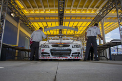 La voiture de Kyle Larson, Ganassi Racing Chevrolet