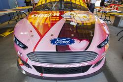 La voiture de Greg Biffle, Roush Fenway Racing Ford