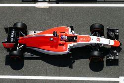 ويل ستيفنز، فريق مانور أف1