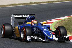 Raffaele Marciello, Sauber C34 Piloto de pruebas y reserva