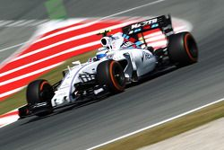 Сьюзи Вольф, Williams FW37