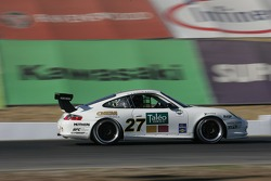 #27 O'Connell Racing Porsche GT3 Cup: Kevin O'Connell, Michael Speakman