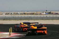 #47 TruSpeed Motorsports Porsche Riley: Charles Morgan, Rob Morgan, BJ Zacharias, #60 Michael Shank Racing Lexus Riley: Mark Patterson, Oswaldo Negri