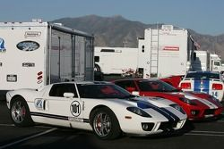 Ford GT pace cars