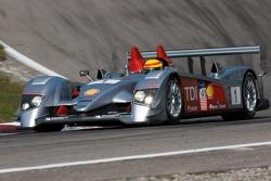 #1 Audi Sport North America Audi R10: Frank Biela, Monte Carlo