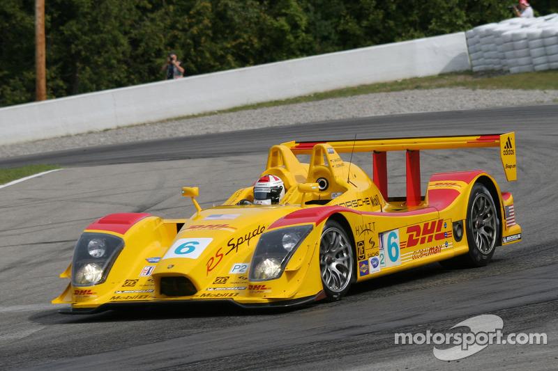 2006 - ALMS (LMP2): Sascha Maassen/Lucas Luhr (Porsche RS Spyder) *