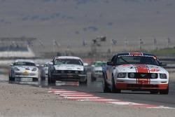 #47 TF Racing Mustang GT: John Kohler, Gary Smith, Todd Snyder