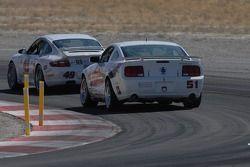 #51 Stealth Racing Mustang GT: Pete Halsmer, Stu Hayner, Mike Miller