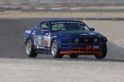 #37 JBS Motorsports Mustang GT: Jim Seafuse, Bret Seafuse, James Gue