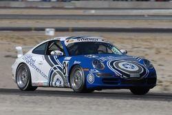 #81 Wheel Enhancement/ Synergy Racing Porsche 997: Brent Martini, Patrick Long
