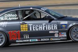 #151 Competition Marketing Motorsports BMW 330ci: Nick DiMeo, Gary St Amour