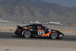 #89 Knobel Racing/ LNS Motorsports Porsche 996: Derek Sabol, Michael Grande