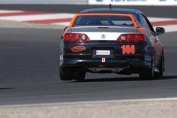 #144 Davis Motorsports Acura RSX - S: Mike Galati, Bob Endicott