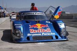 Brumos Racing Porsche Riley n°58 : David Donohue, Darren Law, Buddy Rice