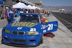 Matt Connolly Motorsports BMW M3 : Brian O'Shaughnessy, Aaron Povoledo, Jason Workman