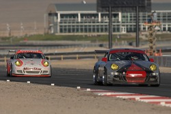 #67 TRG Porsche GT3 Cup: Mike Solley, Marc Bullock