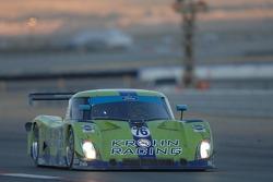 #76 Krohn Racing Ford Riley: Jorg Bergmeister, Colin Braun, Nic Jonsson