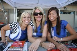 The charming Miller girls