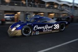 #39 Crown Royal Special Reserve/ Cheever Porsche Crawford: Christian Fittipaldi, Eddie Cheever, Hoov