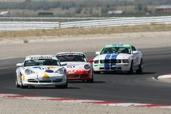 #03 Bernheim Racing Porsche 996: Steve Bernheim, Dwain Dement, Robin Liddell