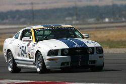 #154 Jim Click Racing Mustang GT: Jim Click, Mike McGovern