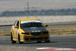 #188 i-MOTO Racing Acura: Glenn Bocchino, Roger Foo