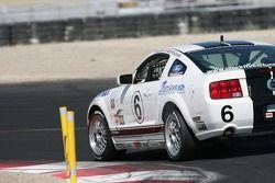#6 Blackforest Motorsports Mustang GT: Ian James, David Empringham