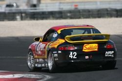 Porsche 996 n°42 Team Sahlen : Joe Nonnamaker, Wayne Nonnamaker, Joe Sahlen