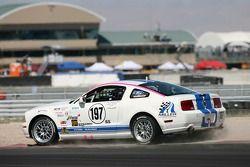 #197 Larry Miller Racing Mustang GT: Bill Murray, James Burke