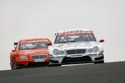 Mathias Lauda and Daniel La Rosa