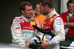 Tom Kristensen and Martin Tomczyk