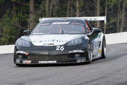 Claudio Burtin (#26 Chevrolet Corvette C6)