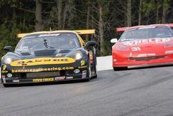 Leighton Reese (#6 Chevrolet Corvette C6);Sonny Whelen (#31 Chevrolet Corvette C6)