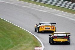 Lou Gigliotti (#28 Chevrolet Corvette C6);Leighton Reese (#6 Chevrolet Corvette C6)